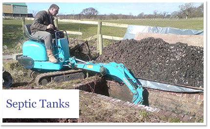 Septic tanks wirral