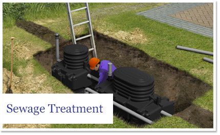sewage treatment wirral